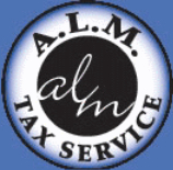 alm tax services logo